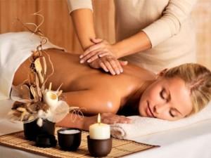 Foto: Massagem de Relaxamento