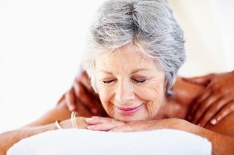 Massagem para Idosos